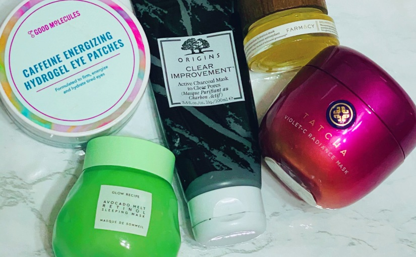 Must Have Facial Masks for Your SkincareRoutine